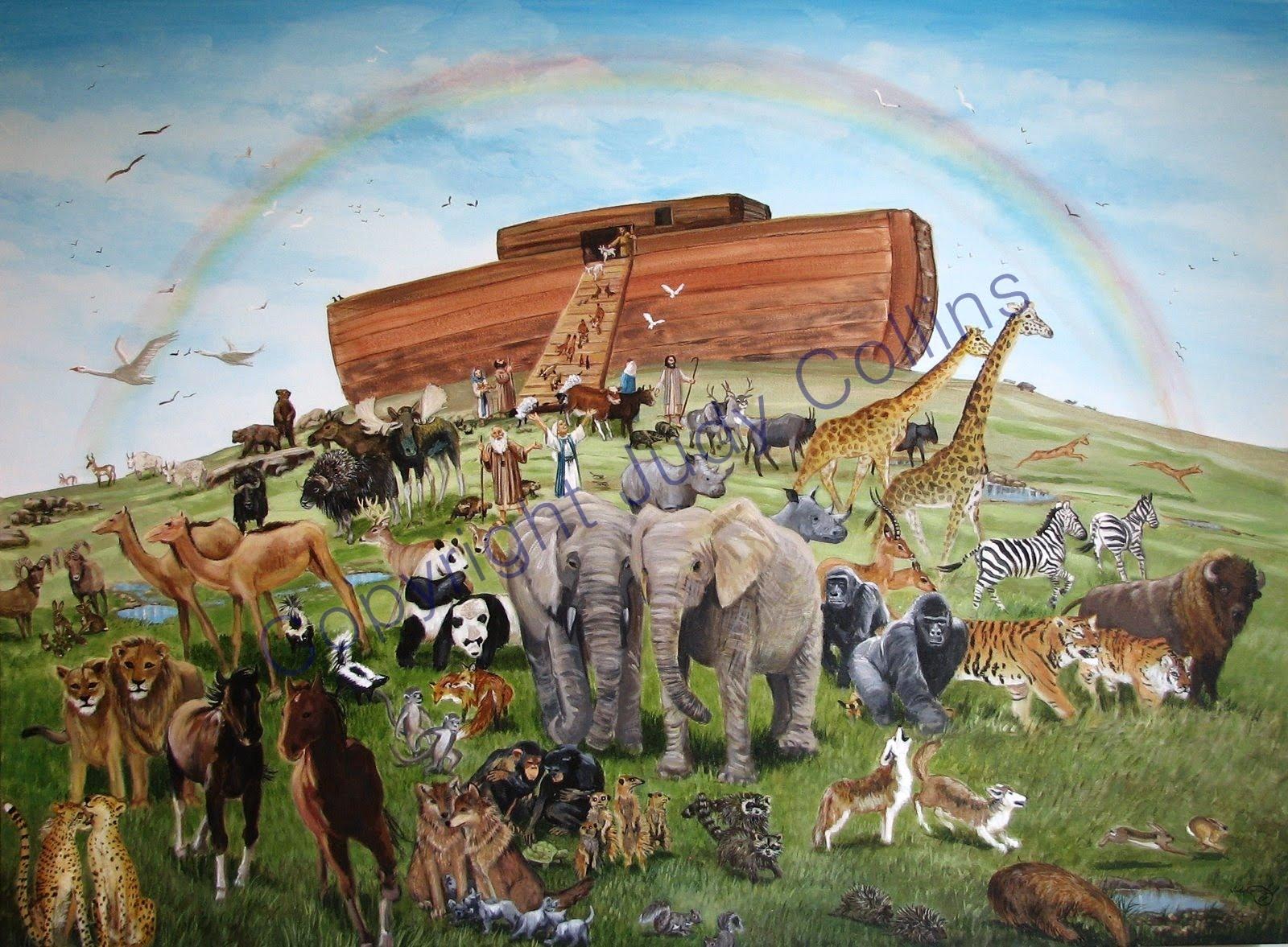 عظات العلامة اوريجانوس عن سفينة نوح Origen homilies on noah s ark - من سلسلة آباء الكنيسة