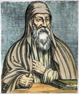 العلامة أوريجانوس معلقاً على الختان وكيفية التخلص من الخطايا