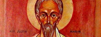 هل آمن القديس يوستينوس الشهدين بالتراتبية (التباعية) بين الآب والإبن؟