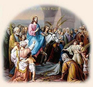 أسبوع البصخة المقدسة (مقال هام)