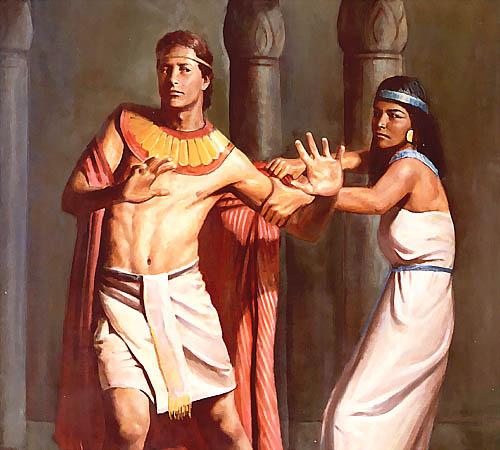 كيف لفوطيفار أن يكون له زوجه وهو خصي ؟