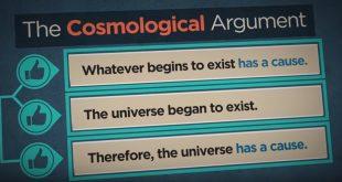 الحجة الكلامية الكونية kalam cosmological argument