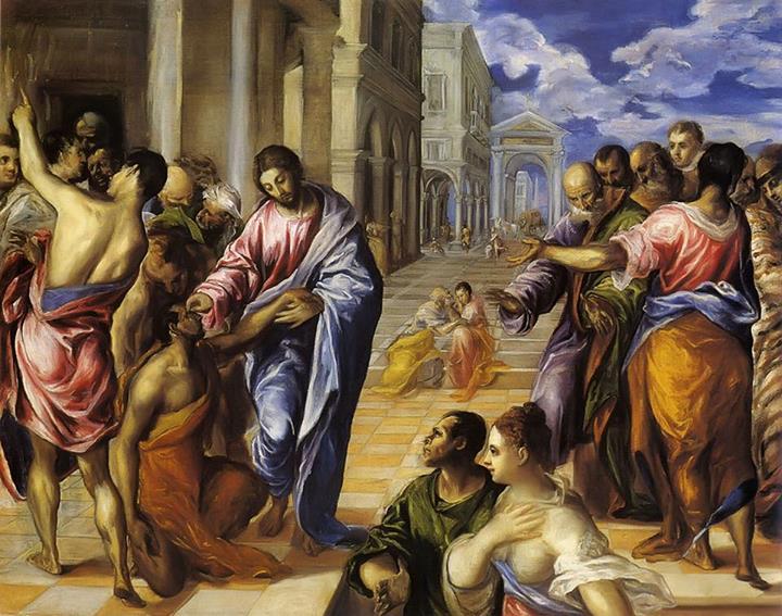 تبسيط الدفاعيات (8) | هل شفى المسيح أعميان أم أعمى واحد فقط؟