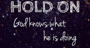 ماذا كان يصنع الله قبل ان يخلق العالم ؟