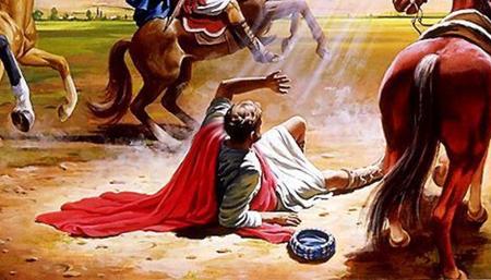 تبسيط الدفاعيات (6) | تناقض قصة ظهور المسيح لبولس الرسول في طريقه لدمشق
