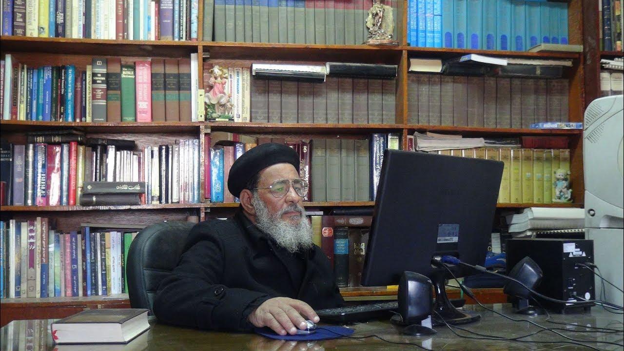 مناظرة القمص عبد المسيح بسيط والجاهل وسام عبد الله حول لاهوت السيد المسيح