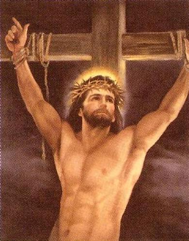 Jesus naked and not ashamed faith church blog