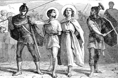 شهادة أعداء المسيحية