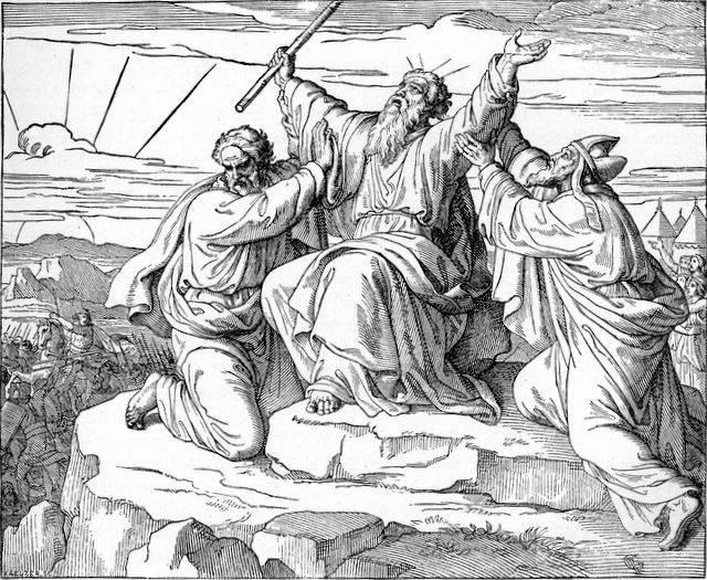 من تأملات العلامة اوريجانوس عن سفر يشوع - سر يشوع بن نون