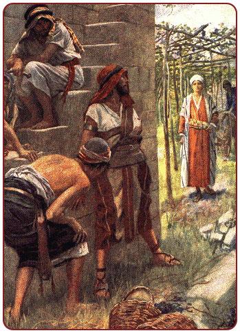مثَل حقل الكرْم وبنوة المسيح الإلهية الفريدة!