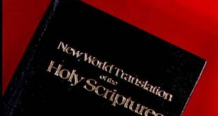 The Bible That Jehovah's Witnesses Use