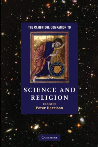 The Cambridge Companion to Science and Religion   Peter Harrison