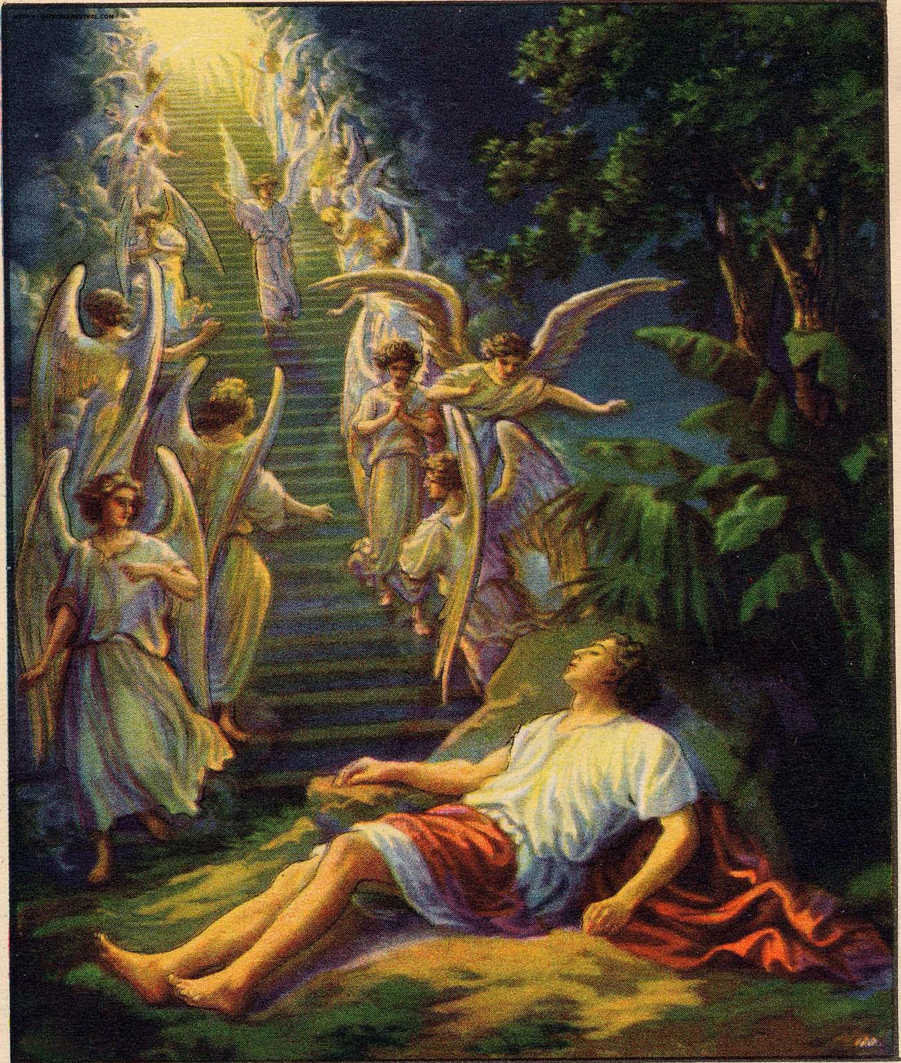دقة الوحي في سلم يعقوب