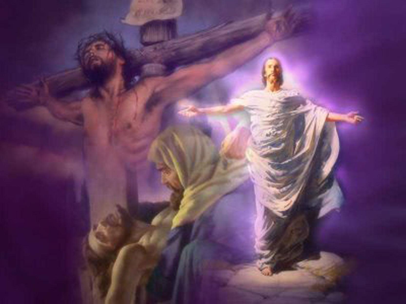 أسبابٌ لموتِ المسيح Reasons For The Death of Jesus