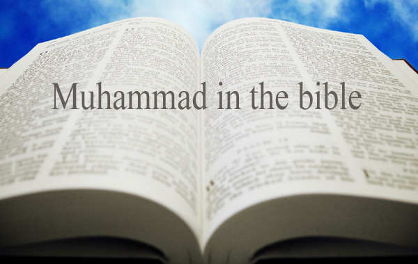 I can find prophecies in the Bible that point to Muhammad just as easily as you can find prophecies that point to Jesus. That's because all of your so-called proofs are either distortions, make-believe creations, or Jewish midrash—free, homiletical interpretations—of the worst kind.