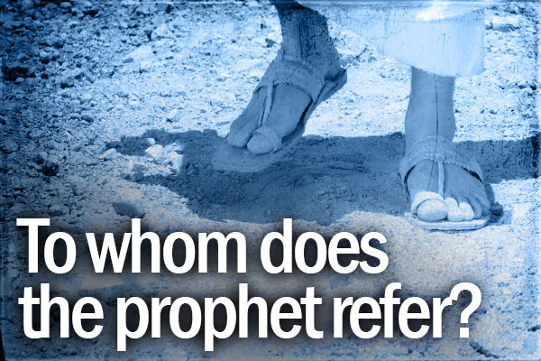 Isaiah 53 cannot refer to Jesus because it says no one was interested in the servant of the Lord or attracted to him, yet the New Testament records that large crowds followed Jesus.
