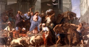 Isaiah 53 cannot refer to Jesus because it says the servant of the Lord did no violence, yet Jesus drove out the Temple money changers with a whip.