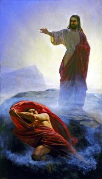 المسيح هازم الشيطان .. من التراث اليهودي