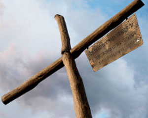 Why are all the Gospel accounts of the inscription on the cross different? MATTHEW 27:37 (cf. Mark 15:26; Luke 23:38; John 19:19)