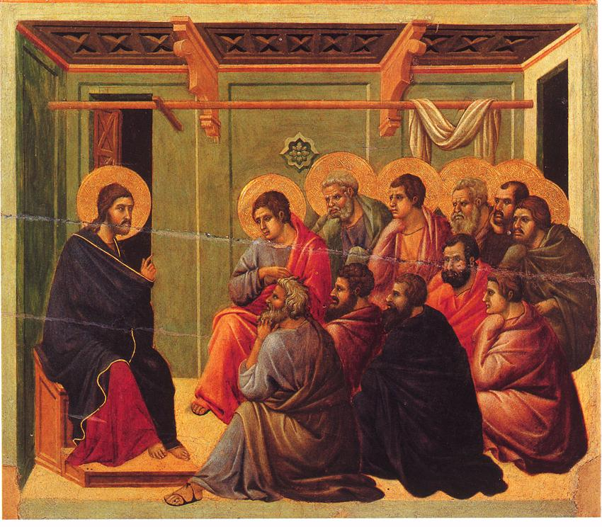 Was Jesus always present with His disciples? MATTHEW 26:11
