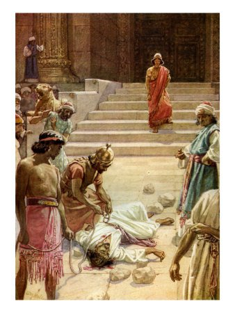 Did Jesus make a mistake in referring to Zechariah the son of Jehoiada rather than to Zechariah the son of Berechiah