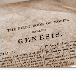 Is man made like God or does he become like God?