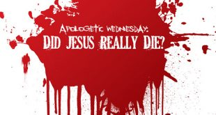 Did Jesus die on the cross or just swoon? MATTHEW 27:48