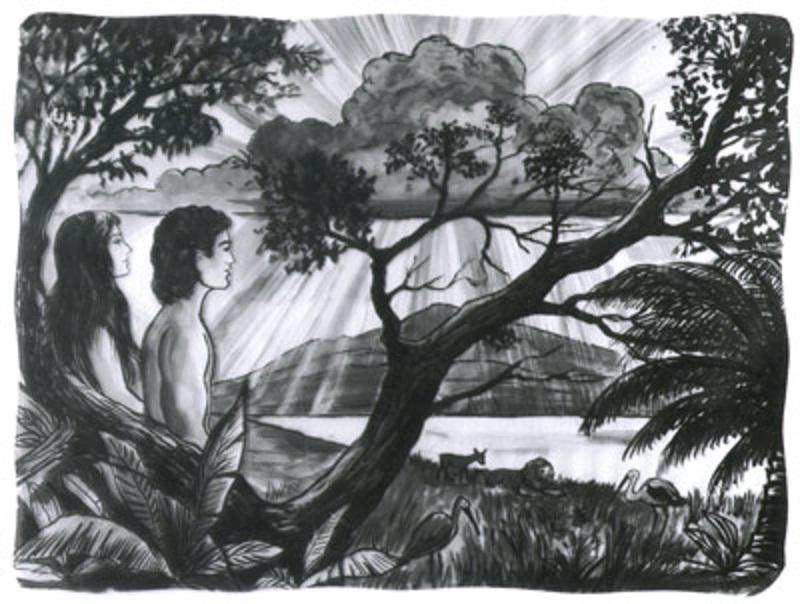 لماذا وضع الله شجرة معرفة الخير والشر فى الجنة؟