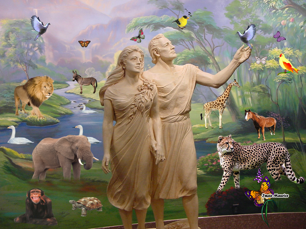 Were Adam and Eve real people or just myths