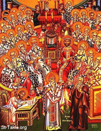 طبيعة الوحدة بين الآب والابن للقديس كيرلس الأول