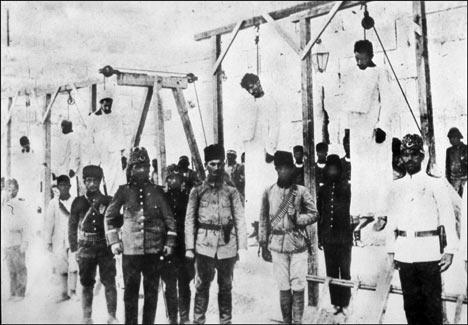 شاهد.. أول فيلم وثائقي بالعربية يعرض مذابح الأتراك للأرمن