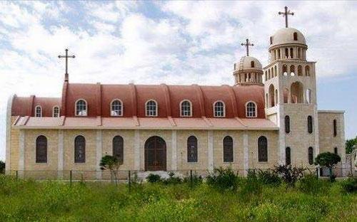 الشبكة الآشورية لحقوق الإنسان: تفجير كنيسة السيدة العذراء بتل نصري صبيحة عيد الفصح