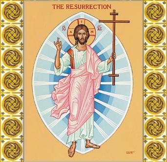 تحيتنا الجديدة الدائمة، تحية الزمن الدهري: المسيح قام، بالحقيقة قام - أيمن فايق