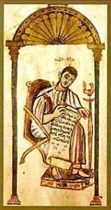 دياتسرون تاتيان (شاهد سيريانى لنص العهد الجديد اليونانى)