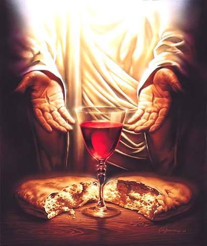 ما لا تعرفه عن الخبز والخمر الذي قدمه المسيح للتلاميذ