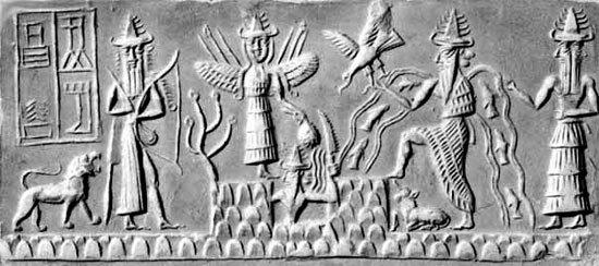 الرد على شبهة: تشابة قصة الخلق التوراتية مع الاساطير السومرية