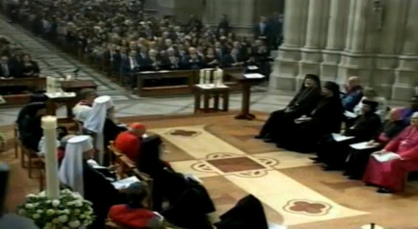 بث مباشر لفعاليات الإبادة الأرمينية في واشنطن بمشاركة رؤساء الكنائس الأرمينية والرئيس الأرميني