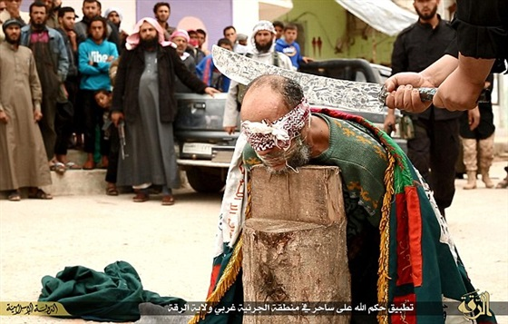 أبشع أبشع طرق الإعدام في داعشطرق الإعدام في داعش