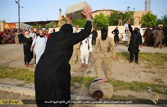 أبشع طرق الإعدام في داعش