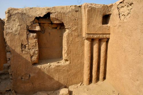 كنيسة في السعودية تعود للقرن الرابع الميلادي
