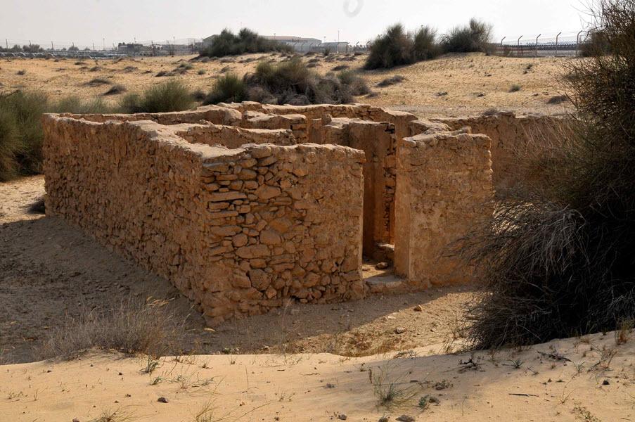 كنيسة في السعودية تعود للقرن الرابع الميلاديكنيسة في السعودية تعود للقرن الرابع الميلادي