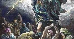 الفرق بين خروف الفصح والمسيح بين الرمز والحقيقة