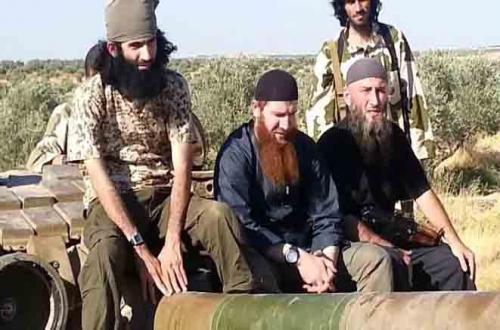 """انتشار الإيدز بين مقاتلي """"داعش"""""""
