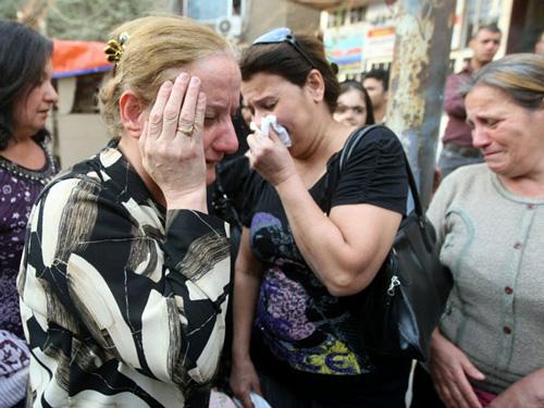 اختطاف مسيحيين في بغداد وقتلهم رغم دفع الفدية
