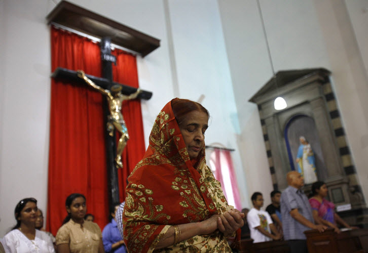 في الهند إجبار المسيحيين على التحوّل للهندوسية او الحياة بفقر (المسيحية حول العالم)