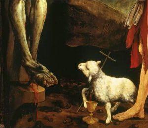 هل مُخلصنا الله الرب يسوع في الكتاب المقدس خروف؟! - أ/ أمجد بشارة