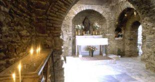 المنزل الذى عاشت فيه السيدة العذراء مريم أيامها الأخيرة في أفسس