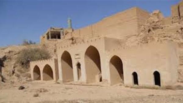 اكتشاف كنيسة أثرية تعود إلى بدايات العصر الإسلامي بالصحراء الغربية