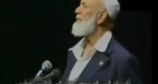 أكاذيب ديدات (8): الشيخ أحمد ديدات: المسيح تنبأ عن محمد