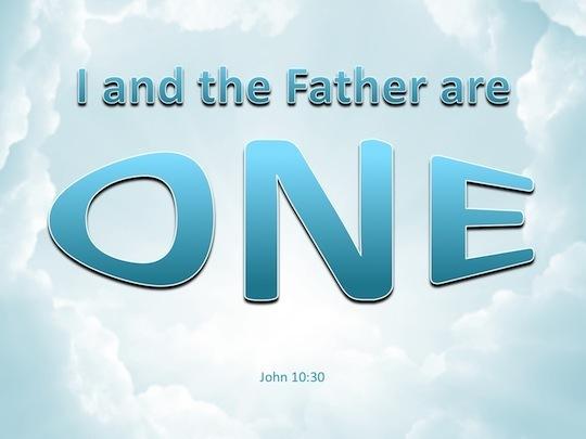 """يوميات إرهابي هارب 32 تفسير آباء الكنيسة عبر القرون لآية """"أنا والآب واحد"""""""